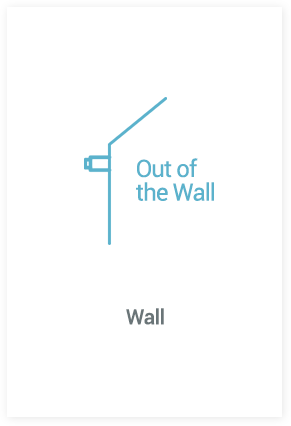 Out of the Wall