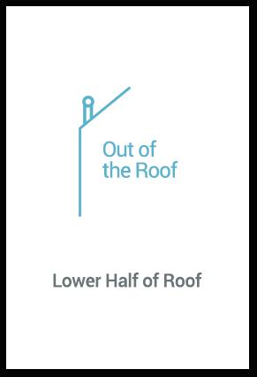 Lower Half of Roof